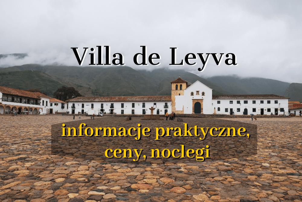 Villa de Leyva Kolumbia